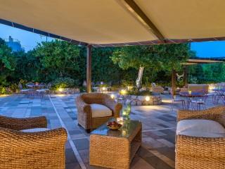 """Wine Bar outdoor """"Lavender Garden"""""""