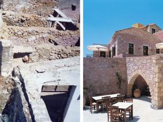 """Tavern """"Ta Chalara"""" past & present"""